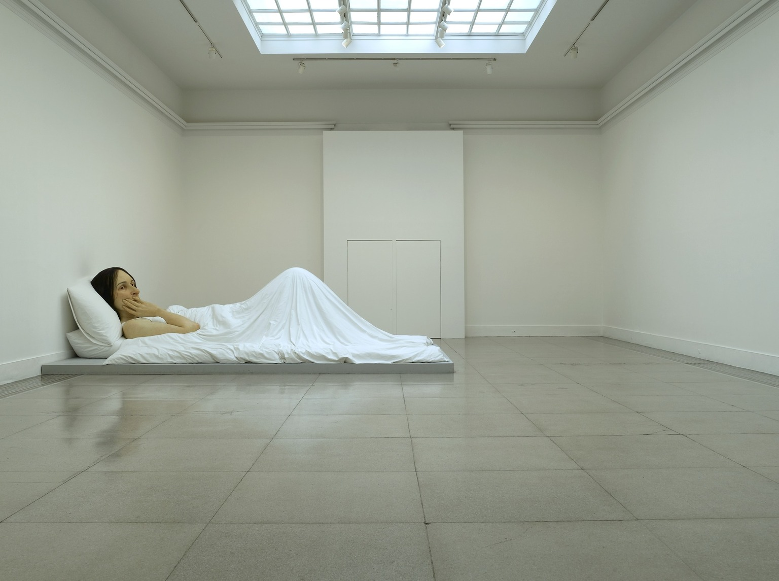 Brooklyn Museum: Ron Mueck