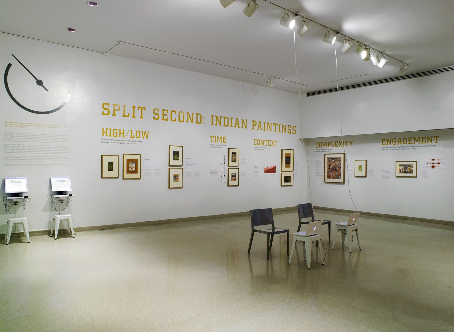 Brooklyn Museum: Split Second: Indian Paintings