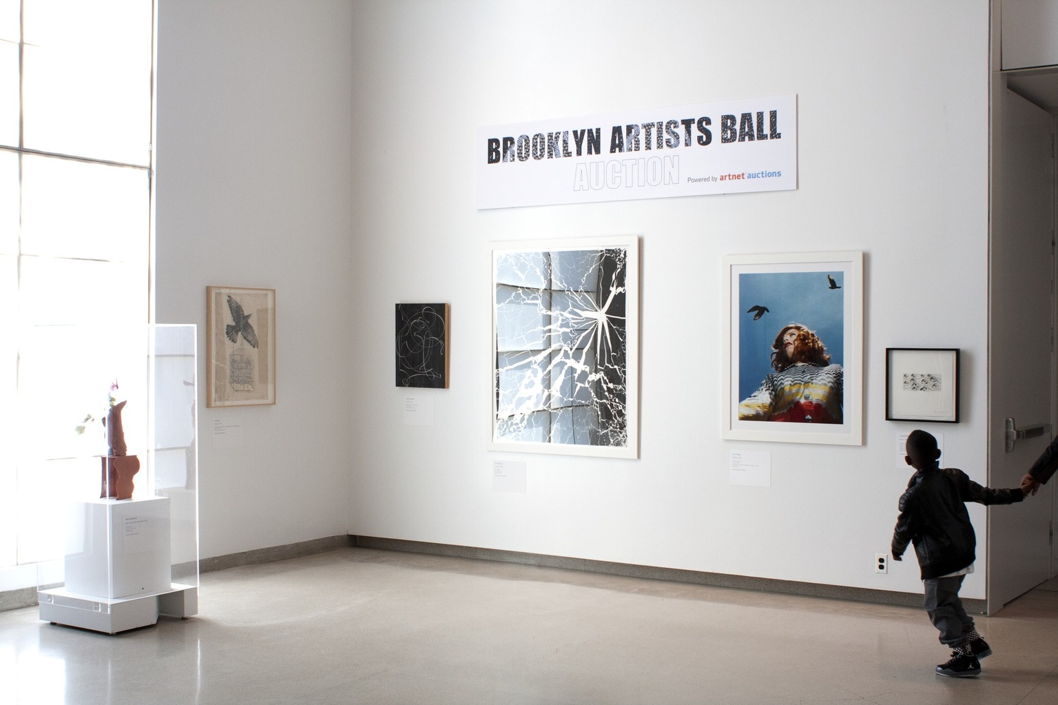 Brooklyn Museum: The Brooklyn Artists Ball Auction
