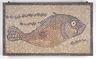 Mosaic of Fish Facing Right