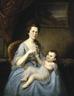 Mrs. David Forman and Child