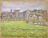 View of Bazincourt (Vue de Bazincourt)