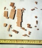 Fragments of Rhind Mathematical Papyrus