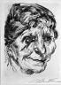 Portrait of an Old Woman (Porträt einer Greisin)