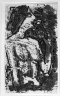 Half-Length Nude with Flower (Halbakt mit Blüte)