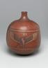 Globular Vase with Cylindrical Neck