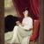 Jean-Bernard Duvivier (Belgian, 1762-1837). Portrait of Madame Tallien, 1806. Oil on canvas, 49 1/2 x 36 3/4 in. (125.7 x 93.3 cm). Brooklyn Museum, Healy Purchase Fund B, 1989.28 (Photo: Brooklyn Museum, 1989.28_framed.jpg)