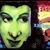 Chris Ellis aka Daze, American (born 1962). Flesh and Intrigue, 1984. Spray paint on canvas, 70 1/8 x 86 7/8 in. (178.1 x 220.7 cm). Brooklyn Museum, Gift of Carroll Janis and Conrad Janis, 1999.57.11. © Chris Ellis aka Daze (Photo: Brooklyn Museum, 1999.57.11_slide_SL3.jpg)