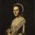 John Singleton Copley (American, 1738-1815). Mrs. Alexander Cumming, née Elizabeth Goldthwaite, later Mrs. John Bacon, 1770. Oil on canvas, 29 13/16 x 24 11/16 in. (75.7 x 62.7 cm). Brooklyn Museum, Gift of Walter H. Crittenden, 22.84 (Photo: Brooklyn Museum, 22.84_SL1.jpg)