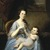 Charles Willson Peale (American, 1741-1827). Mrs. David Forman and Child, ca. 1785. Oil on canvas, 51 x 39 3/8 in. (129.5 x 100 cm). Brooklyn Museum, Carll H. de Silver and Museum Collection Fund, 23.51 (Photo: Brooklyn Museum, 23.51_reference_SL1.jpg)