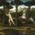 "Davide di Tommaso Bigordi, aka Davide Ghirlandaio (Italian, Florentine, 1452-1525). Forest Scene from the Tale of Nastagio degli Onesti, in Boccaccio's ""Decameron,"" after 1483. Tempera on wood panel, 27 1/2 x 53 in. (69.9 x 134.6 cm). Brooklyn Museum, A. Augustus Healy Fund and Carll H. de Silver Fund, 25.95 (Photo: Brooklyn Museum, 25.95_SL1.jpg)"