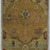 """Angel"" Carpet Fragment, early 16th century. Wool and silk pile, asymmetrical knot, Old, approx.: 18 1/2 x 6 1/2 in. (47 x 16.5 cm). Brooklyn Museum, Gift of Herbert L. Pratt in memory of his wife, Florence Gibb Pratt, 36.213e. Creative Commons-BY (Photo: Brooklyn Museum, 36.213e_PS2.jpg)"