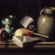 William Michael Harnett (American, 1848-1892). Still Life with Three Castles Tobacco, 1880. Oil on canvas, 10 3/4 x 15 in. (27.3 x 38.1 cm). Brooklyn Museum, Dick S. Ramsay Fund, 41.221 (Photo: Brooklyn Museum, 41.221.jpg)