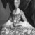 Miguel Cabrera (Mexican, 1695-1768). Doña María de la Luz Padilla y Gómez de Cervantes, ca. 1760. Oil on canvas, 43 x 33 in. (109.2 x 83.8 cm). Brooklyn Museum, Museum Collection Fund and Dick S. Ramsay Fund, 52.166.4 (Photo: Brooklyn Museum, 52.166.4_bw.jpg)
