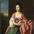 John Singleton Copley (American, 1738-1815). Mrs. Sylvester (Abigail Pickman) Gardiner, ca. 1772. Oil on canvas, 50 3/8 x 40 in. (128 x 101.6 cm). Brooklyn Museum, Dick S. Ramsay Fund, 65.60 (Photo: Brooklyn Museum, 65.60_SL1.jpg)