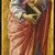 Carlo Crivelli (Italian, Venetian, Schools of the Venice and the Marches, 1430-1495). Saint James Major, part of an altarpiece, 1472. Tempera and tooled gold on panel, 38 1/4 x 12 5/8 in. (97.2 x 32.1 cm). Brooklyn Museum, Bequest of Helen Babbott Sanders, 78.151.10 (Photo: Brooklyn Museum, 78.151.10_SL1.jpg)