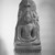 Buddha Meditating Under the Bodhi Tree, ca. 900 A.D. Granite, 69 1/2 x 31 1/2 x 18 1/2 in., 2357 lb. (176.5 x 80 x 47 cm, 1069.13kg). Brooklyn Museum, Gift of Alice Boney, 84.132. Creative Commons-BY (Photo: Brooklyn Museum, 84.132_bw.jpg)