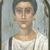 Portrait of a Noblewoman, ca. 150 C.E. Encaustic on wood, 17 5/16 x 11 5/16 x 1/8 in. (44 x 28.7 x 0.3 cm). Brooklyn Museum, Gift of the Ernest Erickson Foundation, Inc., 86.226.18 (Photo: Brooklyn Museum, 86.226.18_SL1.jpg)