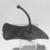 Razor Blade, Rotary Type, ca. 1539-1292 B.C.E. Bronze, 2 3/16 x 5 13/16 in. (5.5 x 14.8 cm). Brooklyn Museum, Charles Edwin Wilbour Fund, 05.322. Creative Commons-BY (Photo: Brooklyn Museum, CUR.05.322_NegL1010-34_print_bw.jpg)