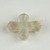 Coptic. Cross Pattee, 5th century C.E. Rock crystal, 5/8 x 13/16 in. (1.6 x 2.1 cm). Brooklyn Museum, Gift of Evangeline Wilbour Blashfield, Theodora Wilbour, and Victor Wilbour honoring the wishes of their mother, Charlotte Beebe Wilbour, as a memorial to their father, Charles Edwin Wilbour, 16.159. Creative Commons-BY (Photo: Brooklyn Museum (in collaboration with Index of Christian Art, Princeton University), CUR.16.159_view2_ICA.jpg)