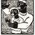 Katherine Blackshear (American, 1897-1988). Baptism, 1936. Woodcut on medium cream wove paper, Image: 5 3/4 x 5 7/16 in. (14.9 x 13.8 cm). Brooklyn Museum, Emily Winthrop Miles Fund, 1997.9. © artist or artist's estate (Photo: Brooklyn Museum, CUR.1997.9.jpg)
