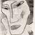 Karl Schmidt-Rottluff (German, 1884-1976). Female Head (Weiblicher Kopf), 1914. Lithograph on laid paper, Image: 10 13/16 x 7 1/2 in. (27.5 x 19.1 cm). Brooklyn Museum, By exchange, 38.565. © artist or artist's estate (Photo: Brooklyn Museum, CUR.38.565.jpg)