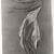 Abraham Walkowitz (American, born Siberia, 1878-1965). Isadora Duncan #5, ca. 1917. Pastel on dark blue wove paper, 19 1/16 x 12 3/16 in. (48.4 x 31 cm). Brooklyn Museum, Gift of the artist, 39.150 (Photo: Brooklyn Museum, CUR.39.150.jpg)