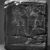 Jewelry Box (?) with Lid, ca. 1539-1425 B.C.E. Wood, bronze, 3 5/8 x 3 3/16 x 3 1/4 in. (9.2 x 8.1 x 8.3 cm). Brooklyn Museum, Charles Edwin Wilbour Fund, 61.19. Creative Commons-BY (Photo: Brooklyn Museum, CUR.61.19_NegB_print_bw.jpg)
