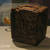 Jewelry Box (?) with Lid, ca. 1539-1425 B.C.E. Wood, bronze, 3 5/8 x 3 3/16 x 3 1/4 in. (9.2 x 8.1 x 8.3 cm). Brooklyn Museum, Charles Edwin Wilbour Fund, 61.19. Creative Commons-BY (Photo: Brooklyn Museum, CUR.61.19_erg456.jpg)