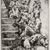 Hugh Pearce Botts (American, 1903-1964). Refuge, 1940. Etching on wove paper, 7 x 5 in. (17.8 x 12.7 cm). Brooklyn Museum, Gift of Frieda Ehrlich, 68.57.9. © artist or artist's estate (Photo: Brooklyn Museum, CUR.68.57.9.jpg)