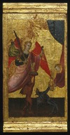 Brooklyn Museum: Saint Lawrence Intercedes for the Soul of Emperor Henry II