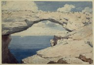 Brooklyn Museum: Glass Windows, Bahamas