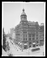 Brooklyn Museum: Garfield Building, Court and Remsen Streets, Brooklyn