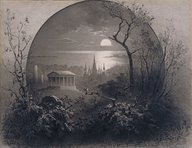 Brooklyn Museum: View from Greenwood Cemetery, Brooklyn
