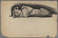 Brooklyn Museum: Sleeping Tiger