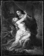 Brooklyn Museum: Two Figures