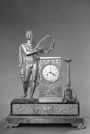 Brooklyn Museum: Empire Clock