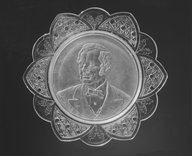 Brooklyn Museum: Plate (Thomas Hendricks)