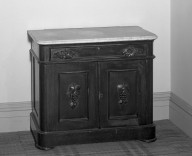 Brooklyn Museum: Washstand with Top