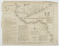 Brooklyn Museum: Map of the Coast of Africa