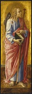 Brooklyn Museum: Saint James Major, part of an altarpiece