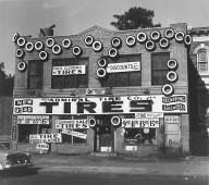 Brooklyn Museum: Tire Store (Pennsylvania Ave., Brooklyn)