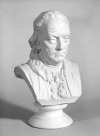 Brooklyn Museum: Bust of Benjamin Franklin