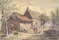 Brooklyn Museum: Old Homestead, View of Brooklyn