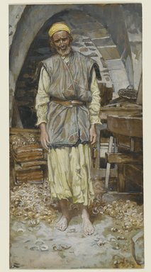 Brooklyn Museum: Saint Joseph