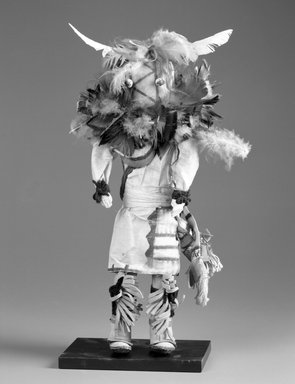 Brooklyn Museum: Kachina Doll (Ololoska)