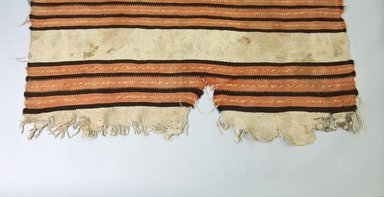 Navajo (Native American). Blanket, 19th century. Wool, 63 3/4 x 48 7/16in. (162 x 123cm). Brooklyn Museum, Museum Expedition 1904, Museum Collection Fund, 04.297.5462. Creative Commons-BY