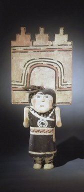 Brooklyn Museum: Kachina Doll (Poli Mana)