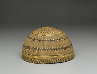Brooklyn Museum: Basketry Hat