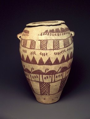 Brooklyn Museum: Decorated Vase